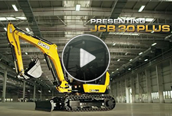 JCB 30PLUS Tracked Excavator