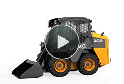 JCB Robot 135 Skid Steer Loader